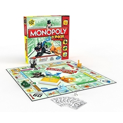 Monopoly Junior MACAR DİLİNDƏ