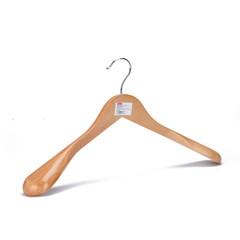 Вешалка-плечики анатомическая деревянная Attache (размер 50-52, клен)