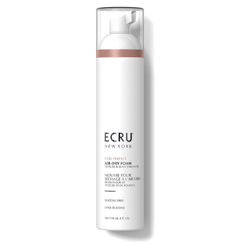 ECRU New York: Мусс для укладки без фена (Air-Dry Foam), 118мл