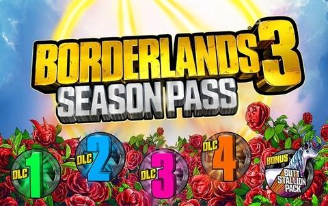 Borderlands 3 Season Pass (Epic Games) (для ПК, цифровой ключ)