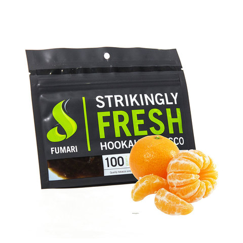 Табак Fumari Mandarin Zest 100 г