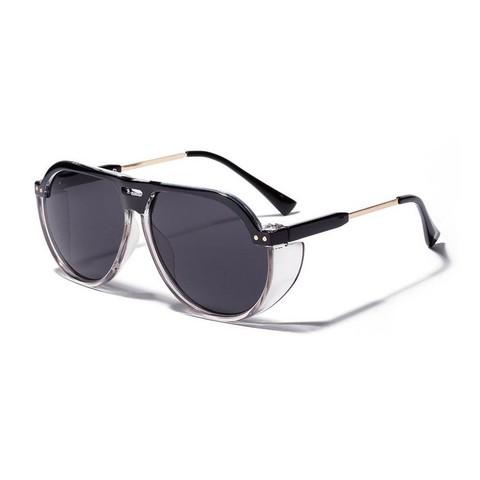 Солнцезащитные очки 813024001s Черный - фото