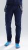 Детский утеплённый лыжный костюм Nordski Motion BlueBerry - брюки самосбросы с лямками