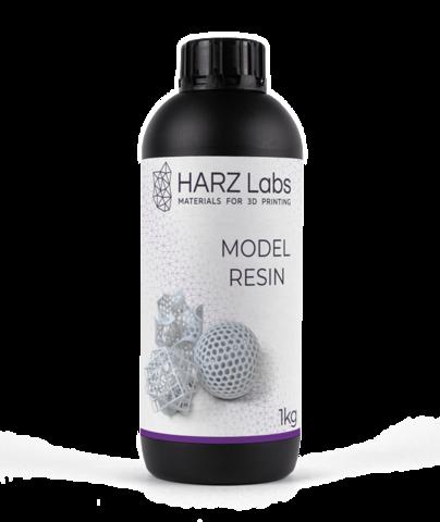 Фотополимер HARZ Labs Model Resin, белый (1000 гр)