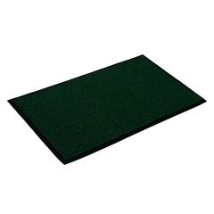 Коврик влаговпитывающий, ребристый, зеленый, 40*60 см