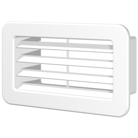 Решетка вентиляционная Dospel KZP 220х55