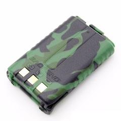 Аккумулятор BL-5 для рации Baofeng UV-5R 1800 мАч зеленый (камуфляж)