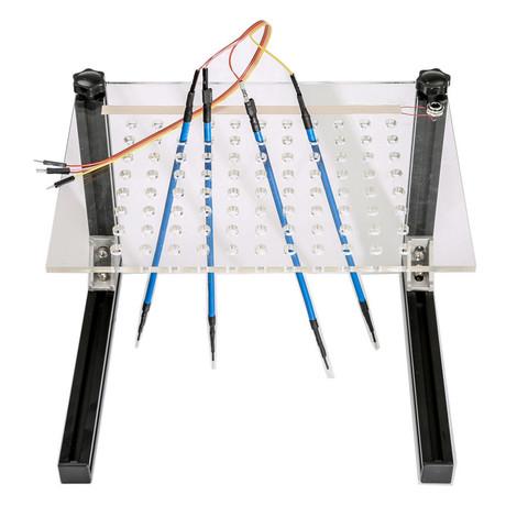 Позиционный стол для программирования ЭБУ BDM с подсветкой