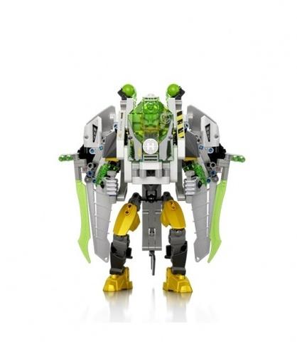LEGO Hero Factory: Реактивный Рока 44014 — Jet Rocka — Лего Херо Фэктори Фабрика Героев