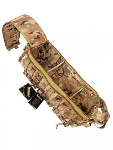 Рюкзак Однолямочный, Тактический, Gongtex Single Pack (20 л), Мультикам