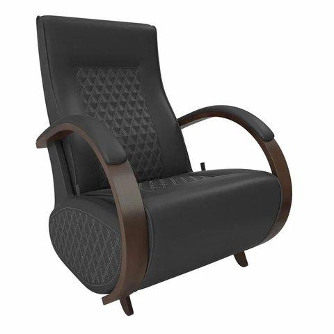 Кресло-глайдер Balance Balance-3 с накладками, орех/Dundi 109, 014.003
