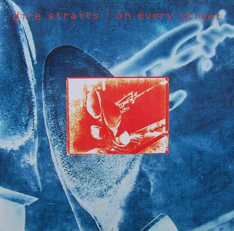 Виниловая пластинка. Dire Straits