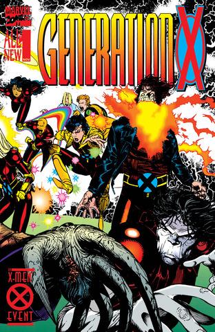 Generation X #1 (1994)