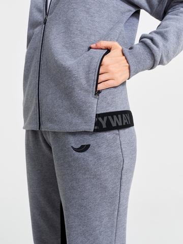Спортивный костюм женский для йоги и фитнеса Grey