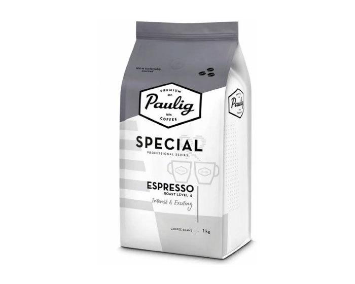 купить Кофе в зернах Paulig Special Espresso, 1 кг
