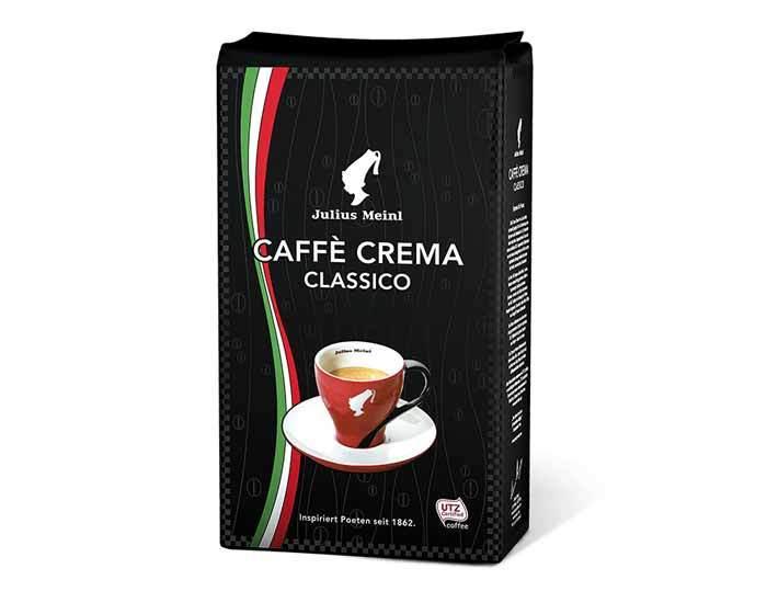 Кофе в зернах Julius Meinl Caffe Crema Classico, 1 кг