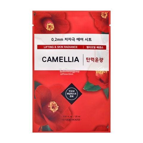 Маска тканевая для лица Камелия Etude House Therapy Air Mask Camellia