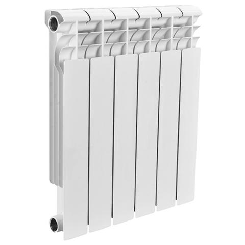 Радиатор биметаллический секционный ROMMER Profi Bm 350 - 6 секций