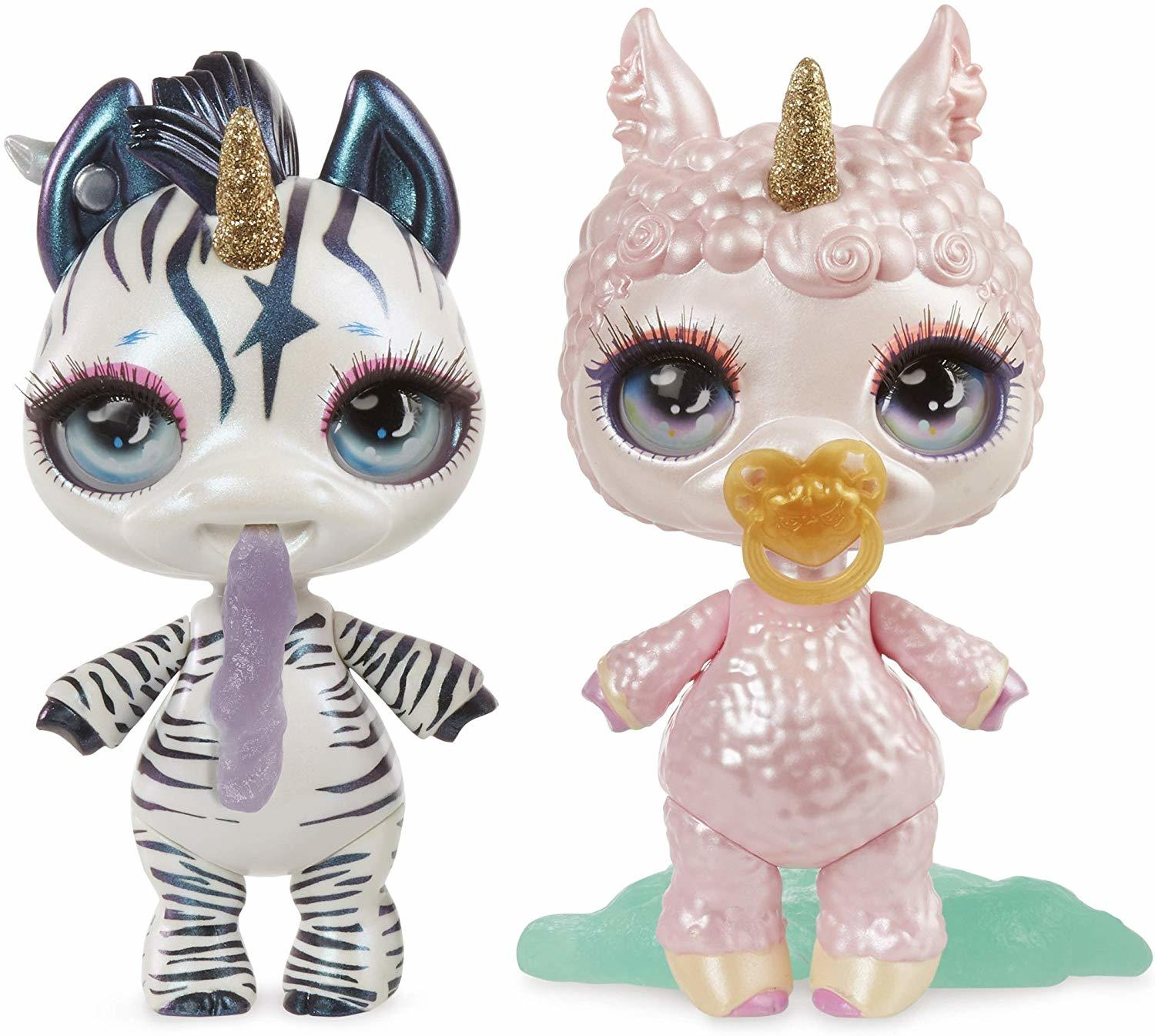 Набор-слайм Poopsie Sparkly Critters в банке Series 2-1A от MGA Entertainment