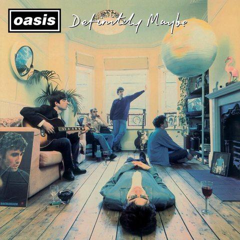 Виниловая пластинка Oasis