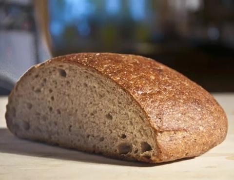 Ржано-пшеничный хлеб Столовый  Пекарня Дон Батон 0,65кг