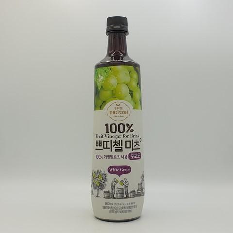 Концентрат для напитков фруктовый из виноградного сока Петицель CJ, 900 мл