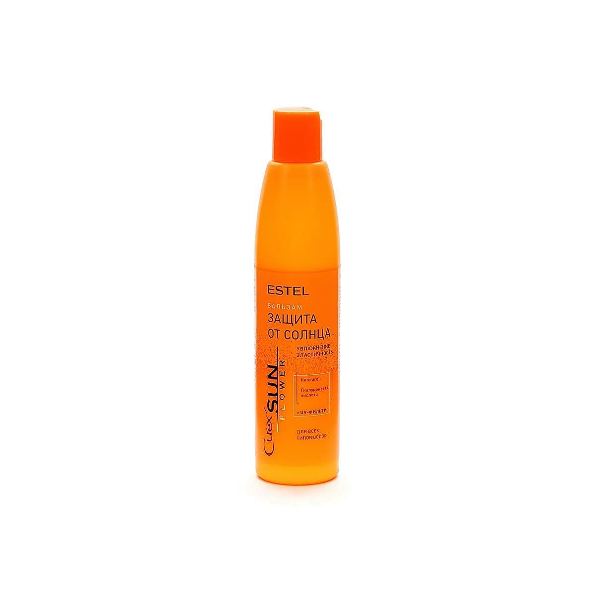 Бальзам солнцезащитный для волос