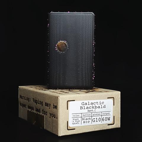 Billet Box Galaxy Blackbald