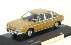 Tatra 613 champagne mettalic 1976 IST138 IST Models 1:43