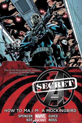 Secret Avengers TPB #3 How to MA.I.M. Mockingbird (Marvel Now)