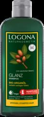 LOGONA Шампунь для восстановления блеска волос с Био-Аргановым маслом