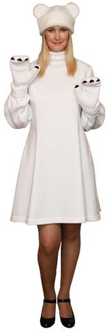 Карнавальный костюм Белая Медведица