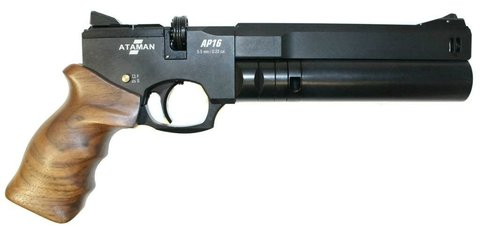 Пневматический пистолет Ataman АР16 компакт 5,5 мм