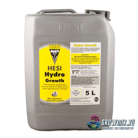 Hesi Hydro Growth (10л)