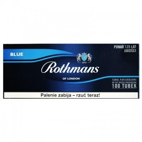 Сигаретные гильзы ROTHMANS BLUE 100