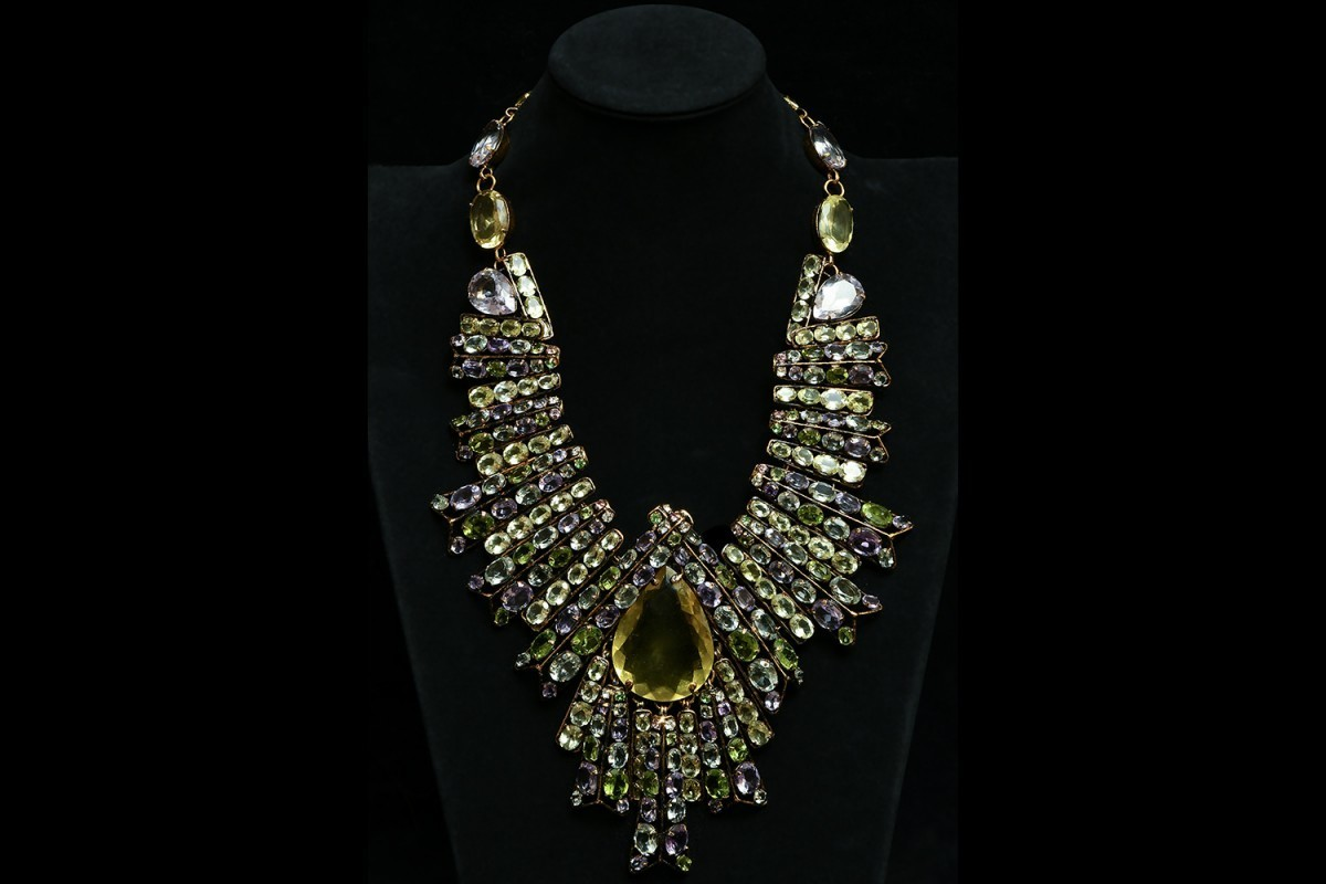 Striking original necklace by C&D Jewelry