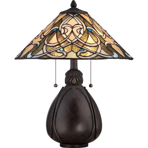 Настольная лампа Quoizel, Арт. QZ/INDIA/TL