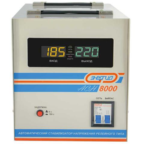 Стабилизатор АСН-8 000 Энергия