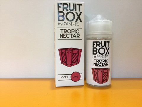 Tropic Nectar 100мл by Fruit box