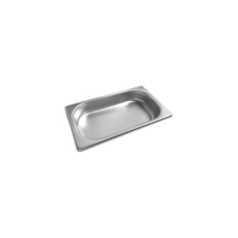 Гастроемкость GN1/4*40mm, 265х162х40*0,6мм (нерж.сталь)
