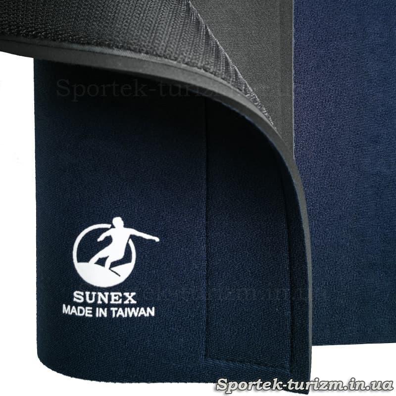 Липучка на поясі для схуднення SUNEX 31 * 102 см неопрен