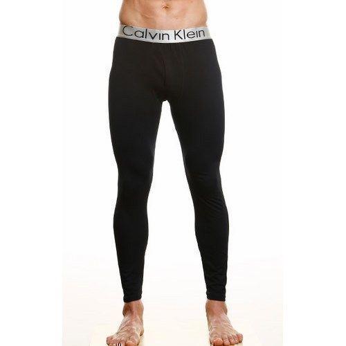 Мужское термобелье неутепленное Calvin Klein Thermal Steel Underwear Black
