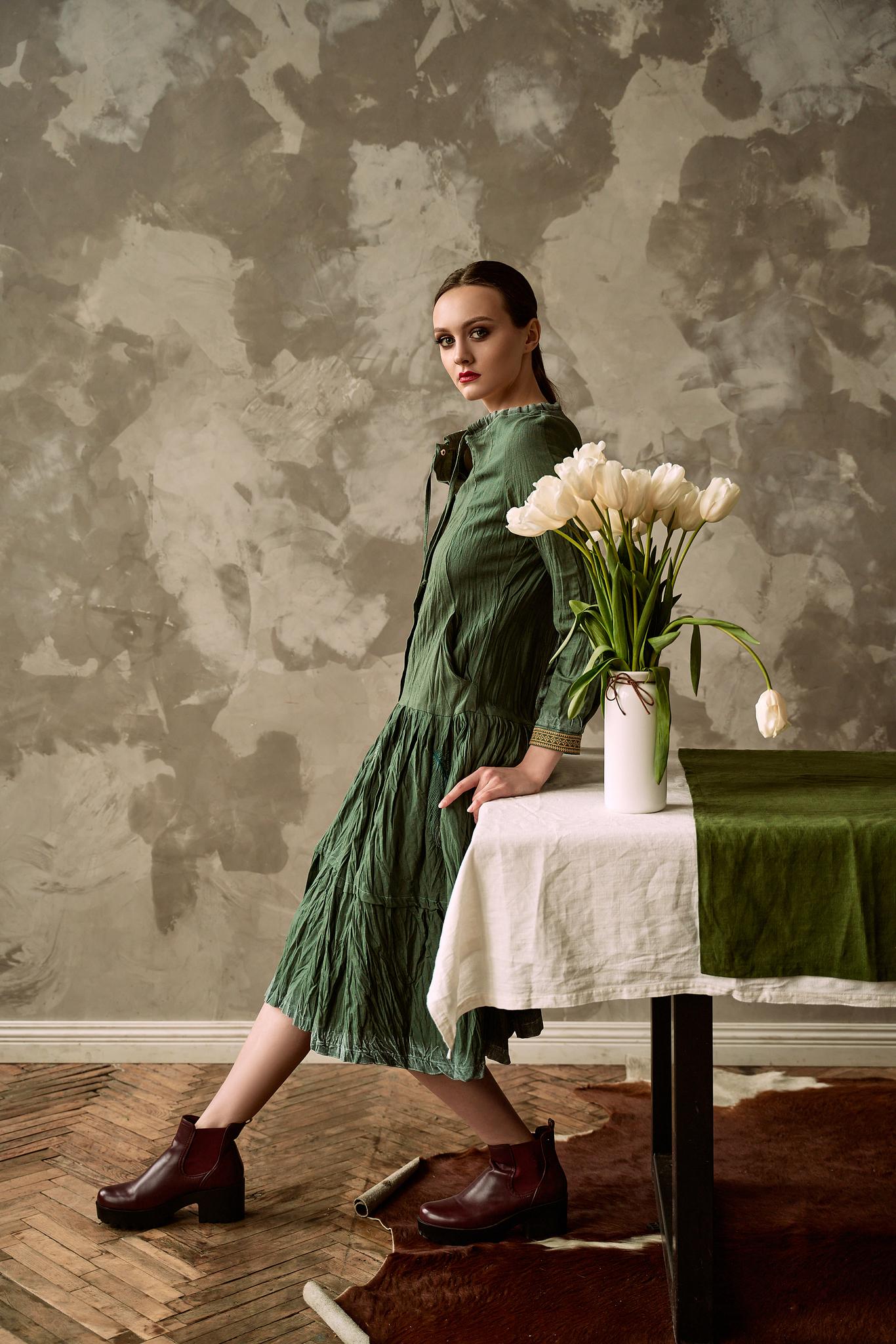 Олия. Платье женское PL-448