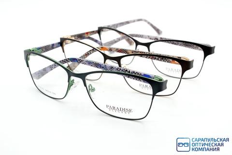 Оправа для очков PARADISE ELEGANT P76542  металл