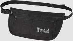 Кошелек на пояс Jack Wolfskin Document Belt Rfid black