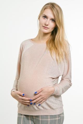 Джемпер для беременных 11282 розовый