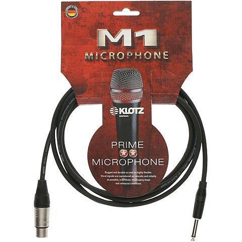 Микрофонный кабель на основе MY206 Klotz M1K1FM0300 M1