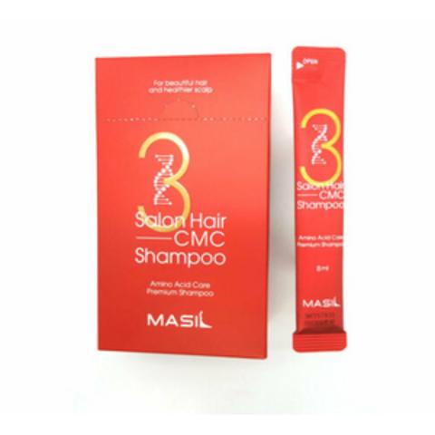 MAS Набор шампуней MASIL 3SALON HAIR CMC SHAMPOO STICK POUCH 8мл