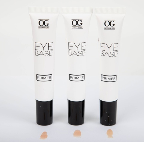 OG-FS5327 Праймер-основа для макияжа глаз EYE BASE, 03 nude