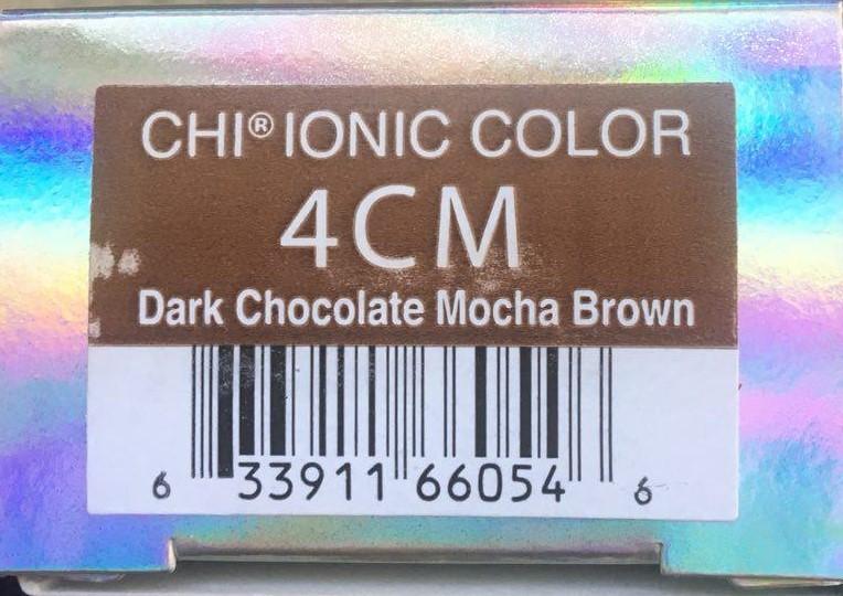 Крем-краска CHI Ионик 4 СМ  85 гр